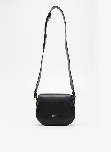 Beymen Messenger / Askılı Çanta Siyah
